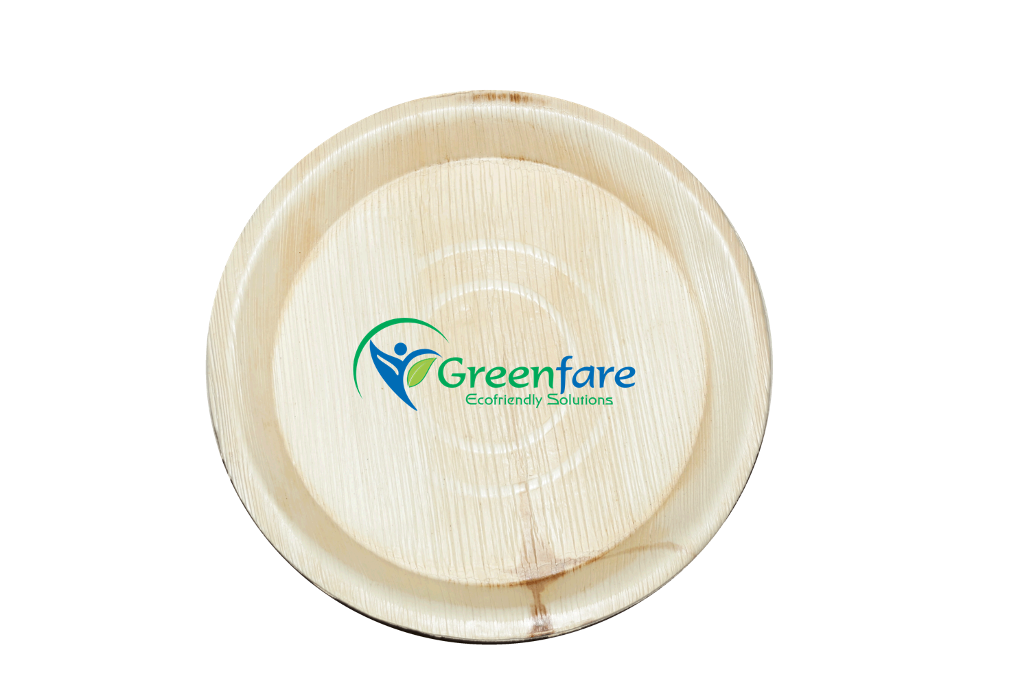 Environment friendly biodegradable Areca Leaf plate